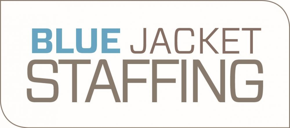 Blue Jacket Staffing logo