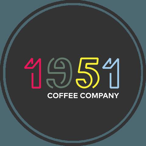 1951 Coffee logo