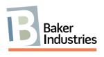 Baker Industries logo